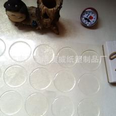 環氧樹脂 廠家定制透明PVC不干膠水晶滴膠標貼 環保滴塑貼紙