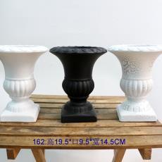 獎杯瓶162 陶瓷花盆批發 園藝工藝 時尚創意花器