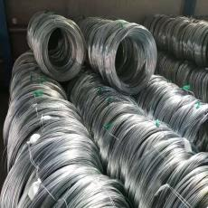 热镀锌低碳钢丝批发价格 1.4mm大棚搭架用镀锌钢丝 包胶带皮钢丝