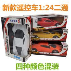 1:24二通遙控車 兒童汽車玩具車遙控中性地攤有 男孩電動迷你