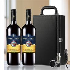 法國進口紅酒 批發代發OEM定制 朗格多克產區750ml包郵干紅葡萄酒