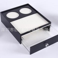 亞克力消耗品盒定制 廠家熱銷 紙巾盒 酒店賓館用品