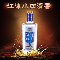 52度江津白酒原漿10年 量大從優 小曲清香白酒