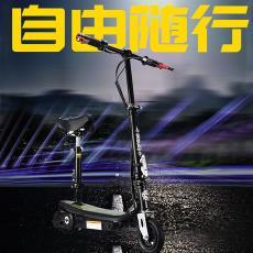 折疊式便攜代駕代步電動車迷你小型超輕電車男女成人電單車