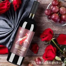 高端西班牙BIGBULL梅樂單釀佳慕干紅葡萄酒源頭廠家貼牌OEM代工