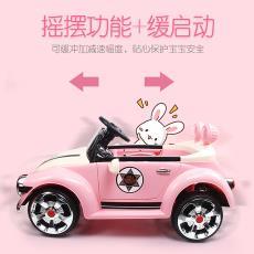 遙控車小孩四輪汽車充電可坐人兒童電動車501-1000元女孩寶寶600
