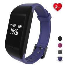 翻腕亮屏 運動手環 智能手環H701 卡路里消耗 心率睡眠運動監測