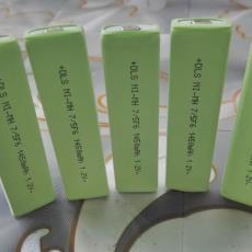大聯社電池供應優質大容量7/5F6 1.2V口香糖鎳氫電池 1450mAh