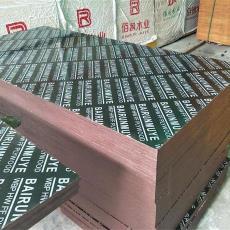混凝土胶合板板批发 深圳建筑黑模版 工地剪力墙梁柱支模用