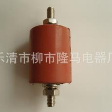 380V 500V 0.38kv直桶氧化锌避雷器HY1.5W-0.5/2.6 隆马电器