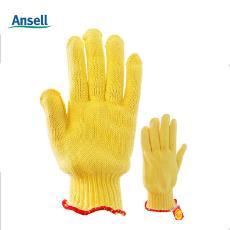 安思爾Ansell70-225防切割耐用機械隔熱耐磨汽車作業防護手套
