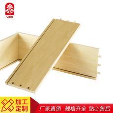 胶合板厂家 打孔挖槽封边 CNC定制加工建筑工程脚手架用防滑板