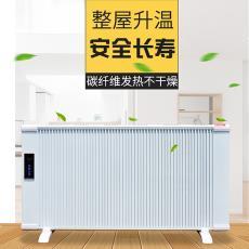 厂家低价批发电暖器石墨烯速热取暖器学校工程用碳纤维电暖器2000