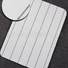 本公司供應各種優質中底布、抗靜電中底布
