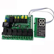 定制电采暖锅炉温控器 电采暖温控控制器 电路板设计开发