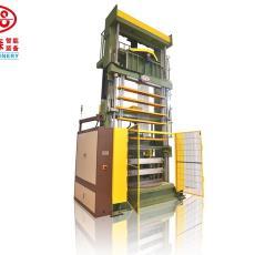 高低排旋转双工位胀管机、立式胀管机、胀管机、空调厂加工设备