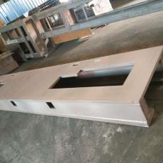昆山自动化设备零件整套设备设计圆盘真空腔体焊接墙板机械加工