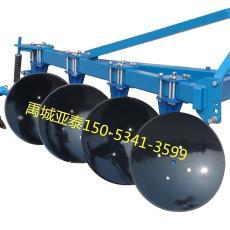 圆盘犁厂家批发高品质4片重型圆盘犁1LY-425