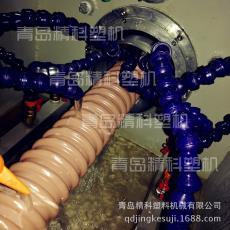 HDPE預應力波紋螺旋管設備 青島精科廠家直銷預應力波紋管生產線
