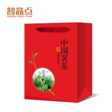 鐵觀音茶葉手提包裝袋綠茶包裝袋正山小種通用茶葉手提袋設計定做