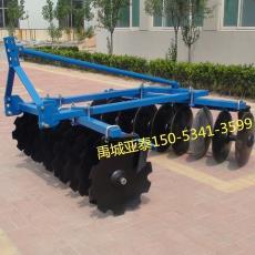 拖拉机配套18片悬挂中耙 厂家批发高品质圆盘中耙