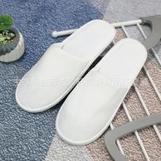 批发定制 一次性拖鞋纺棉超级防滑客房鞋拖 宾馆易耗品 酒店用品