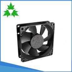 5V-24V滚珠轴承风扇电源散热风扇小型排风扇 8025直流风扇