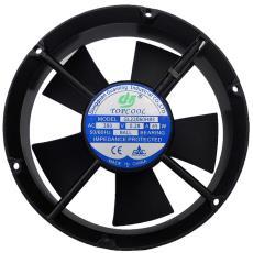 冠凌交流风扇220*60mm交流散热风扇高品质工业排气扇380V轴流风机