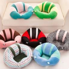 婴幼儿沙发安全座椅内外贸宝宝礼品 厂家宝宝学坐椅毛绒玩具沙发