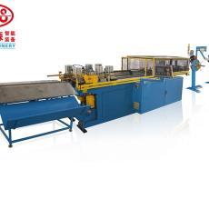 cutting machine) 盘管校直开料机(CNC chipless tube