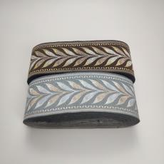 布藝DIY裝飾布帶沙發墊子花邊輔料配飾 沙發墊織帶廠家批發
