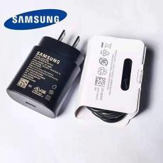 适用三星原装S10/note10/美规25W/PD快充充电器/EP-TA800JBE/JWE