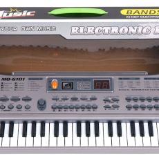 多功能充電音樂玩具鋼琴 廠家直銷爆款塑料61鍵電子琴兒童樂器