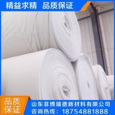 现货直销短纤针刺非织造土工布 使用寿命长 水库蓄水池防渗土工布