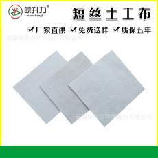 机织土工布无纺土工布厂家直销 短丝土工布短纤针刺土工布