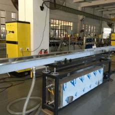 燿安供應PVC防水骨押出設備PETPETPR擠出生產線PU肩帶機器