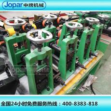 全自动不锈钢制管机 操作简单易维护 不锈钢管成型生产设备