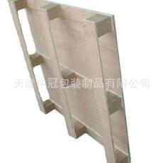 四面进叉 供应天津厂家定制生产 三合板托盘 出口免熏蒸托盘
