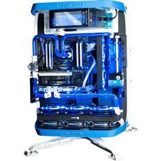 X-Frame 2.0 台式电脑 侧透水冷 专业电竞限量版机箱 IN 迎广 WIN