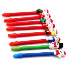 圣誕節禮物 圓珠筆 圣誕禮品 圣誕筆 軟陶筆