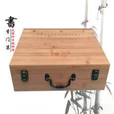 实木收纳盒定做竹木复收纳盒木制收纳箱桌面收纳盒环保材质制作
