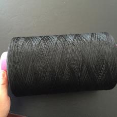 環保無毒無味耐磨PVC包覆紗線550D內芯高強度工業滌綸絲機織紗線
