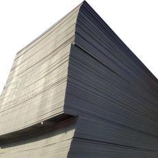 加工定做灰色pvc PVC塑料板材 抗酸耐腐蝕 PVC硬板