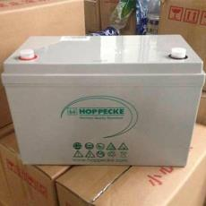 原装荷贝克蓄电池SB12V100免维护胶体蓄电池12V100AH备用电池