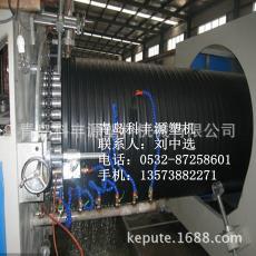 pe大口径缠绕管生产线 缠绕管设备 大口径缠绕排水管设备