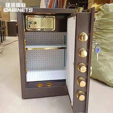 厂家供应贵重物品保险箱 酒店用防盗保险箱 密码+钥匙保险柜