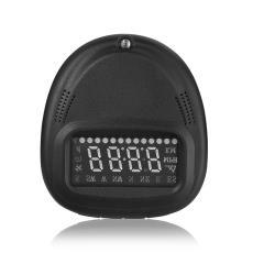 廠家直銷HUD平視數字顯示器行車載電腦診斷儀OBD2通用型GPS版