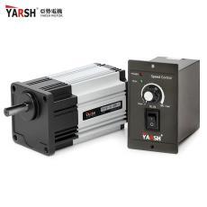 廠家直銷亞勢YARSH感應式電機 齒輪減速馬達 3IK15RGN-C/3GN25K