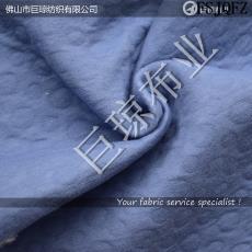 针织提花夹丝圆圈花型 厂家供应 婴儿面料双层夹丝棉布 空气层