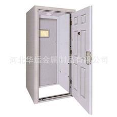 冷轧钢板防尾随联动互锁安全门 办公保险柜批发 银行防盗门